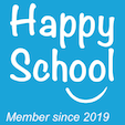 We are a Happy School - Member since 2019. Read about the program.